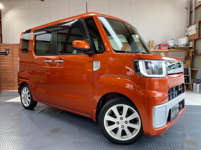 「ダイハツ」「ウェイク」「コンパクトカー」「静岡県」の中古車4