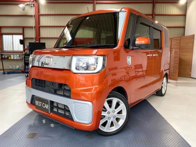 「ダイハツ」「ウェイク」「コンパクトカー」「静岡県」の中古車46