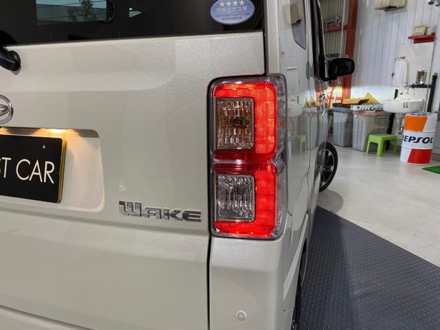 「ダイハツ」「ウェイク」「コンパクトカー」「静岡県」の中古車18