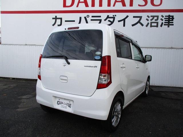 スズキ ワゴンR FX 電動格納ドアミラー セキュリティ-アラ-ム