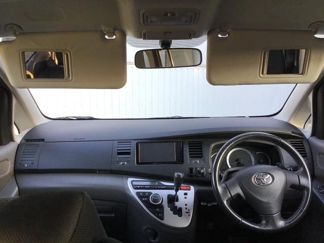 プラタナ ウェルキャブ リフトアップシート装着車 バックカメラ 両側スライド左側電動 革巻ステアリング ナビ付 ウォークスルー 電格ウインカーミラー 3列シート オートライト(23枚目)