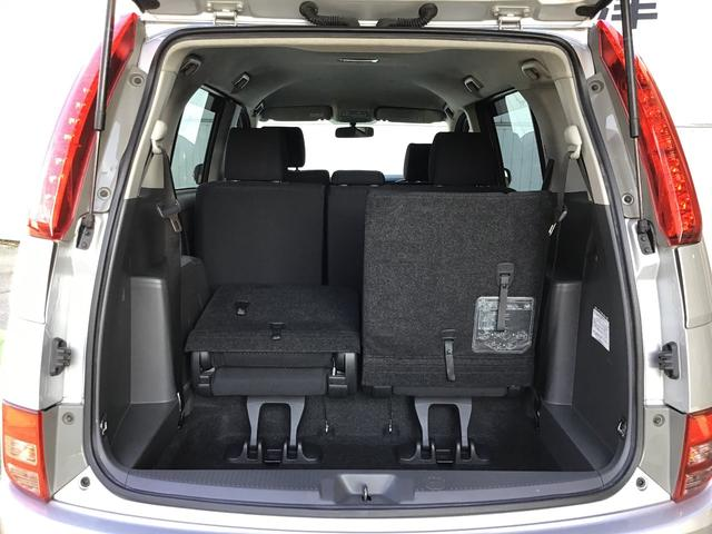 プラタナ ウェルキャブ リフトアップシート装着車 バックカメラ 両側スライド左側電動 革巻ステアリング ナビ付 ウォークスルー 電格ウインカーミラー 3列シート オートライト(63枚目)
