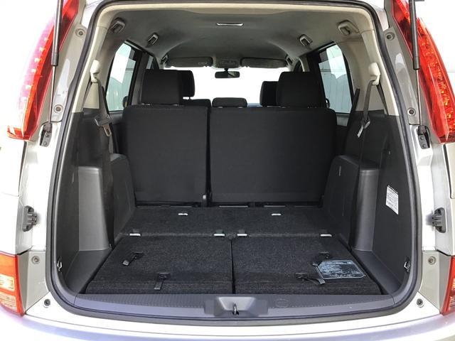 プラタナ ウェルキャブ リフトアップシート装着車 バックカメラ 両側スライド左側電動 革巻ステアリング ナビ付 ウォークスルー 電格ウインカーミラー 3列シート オートライト(65枚目)