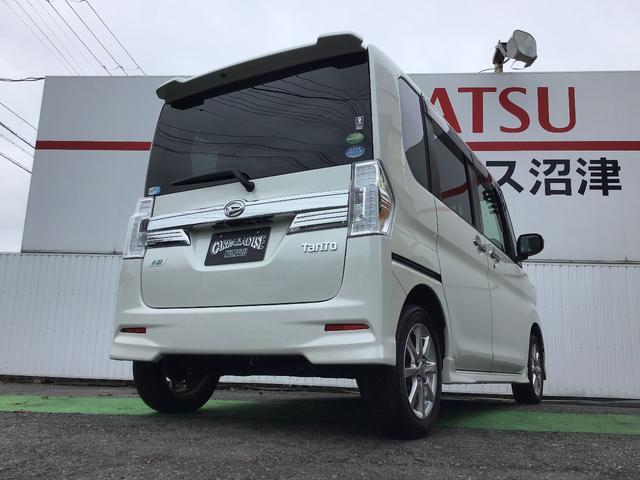 「ダイハツ」「タント」「コンパクトカー」「静岡県」の中古車13