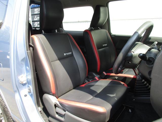 クロスアドベンチャー 4WD 5MT ETC シートヒーター キーレス フォグ 革巻きステアリング 電格ウインカーミラー ブラックカブロンソフトシート(12枚目)