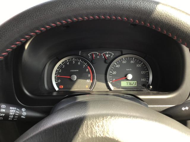 クロスアドベンチャー 4WD 5MT ETC シートヒーター キーレス フォグ 革巻きステアリング 電格ウインカーミラー ブラックカブロンソフトシート(18枚目)