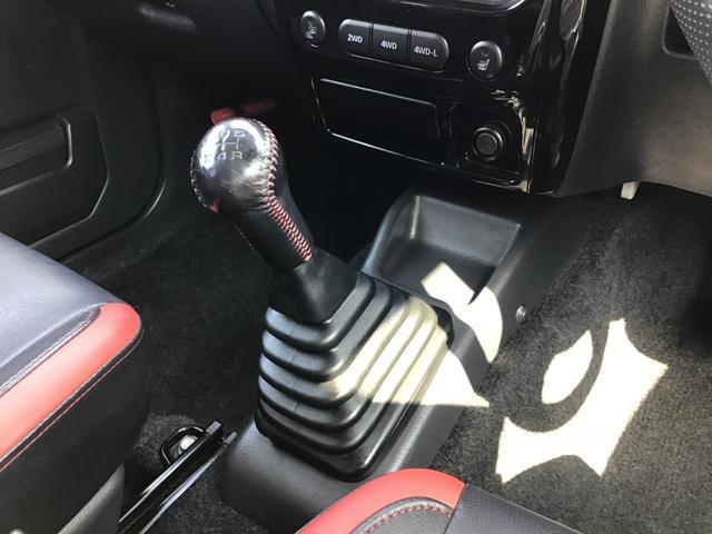 クロスアドベンチャー 4WD 5MT ETC シートヒーター キーレス フォグ 革巻きステアリング 電格ウインカーミラー ブラックカブロンソフトシート(27枚目)