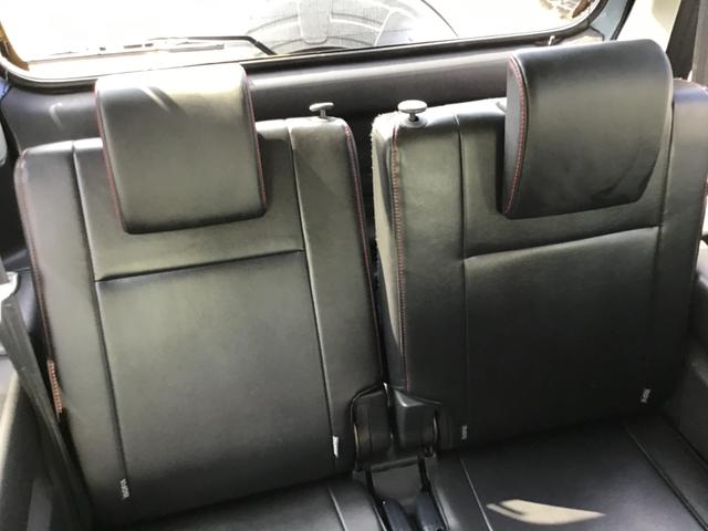 クロスアドベンチャー 4WD 5MT ETC シートヒーター キーレス フォグ 革巻きステアリング 電格ウインカーミラー ブラックカブロンソフトシート(36枚目)