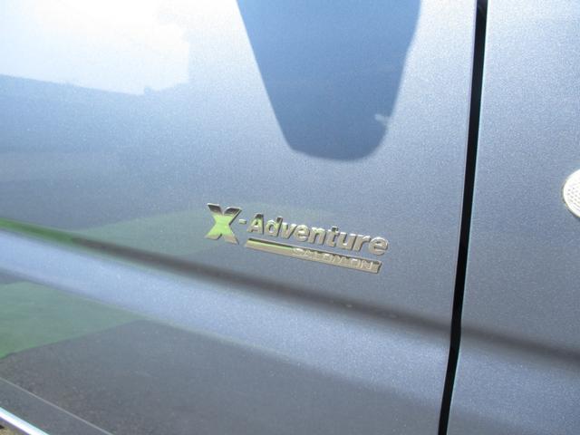 クロスアドベンチャー 4WD 5MT ETC シートヒーター キーレス フォグ 革巻きステアリング 電格ウインカーミラー ブラックカブロンソフトシート(67枚目)