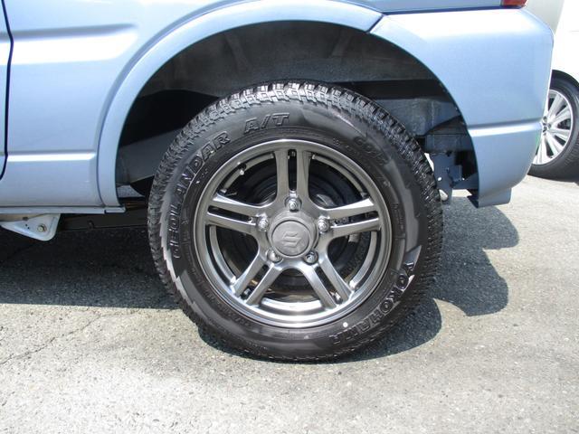 クロスアドベンチャー 4WD 5MT ETC シートヒーター キーレス フォグ 革巻きステアリング 電格ウインカーミラー ブラックカブロンソフトシート(70枚目)