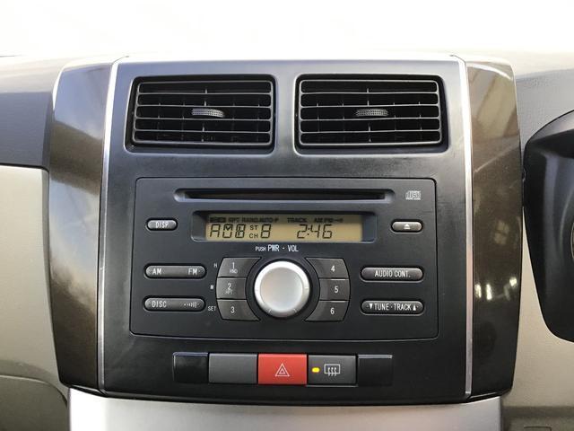 CD・AM/FM付ステレオ付でドライブ中も音楽やラジオを楽しめます♪