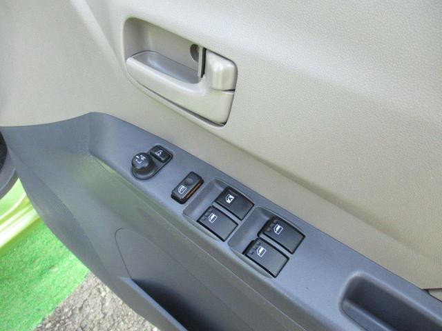 電動格納式ミラー!運転席からスイッチでドアミラーの格納ができます。ドアミラーの角度もスイッチで調整できます。
