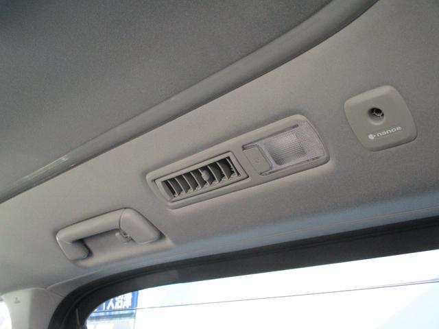 後席のエアコン装備!