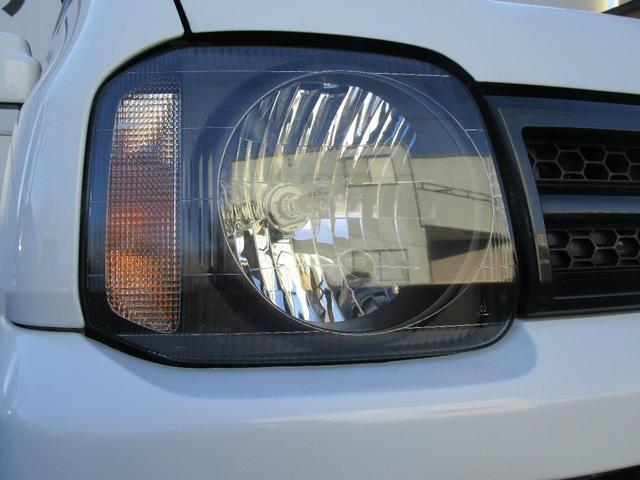 XC キーレスエントリー 2WD 4WD 4WD-L切替 フォグランプ バイザー フロアマット 電格ミラー スペアタイヤ アルミホイール コインケース オートパワーウィンドウ CD AM FMラジオ(53枚目)