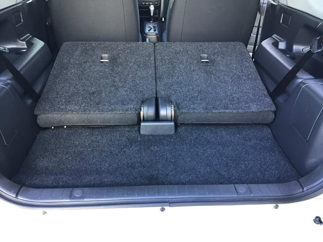 XC キーレスエントリー 2WD 4WD 4WD-L切替 フォグランプ バイザー フロアマット 電格ミラー スペアタイヤ アルミホイール コインケース オートパワーウィンドウ CD AM FMラジオ(65枚目)
