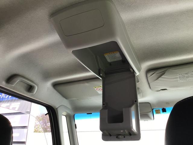 オーバーヘッドコンソール♪フロントシート上部にございます。BOXティッシュがぴったり収納できるサイズです。