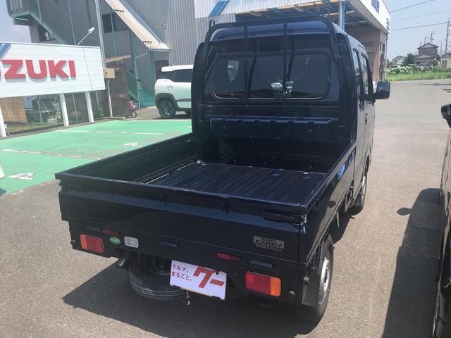 4WD AC MT 軽トラック 2名乗り(8枚目)