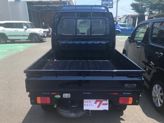 4WD AC MT 軽トラック 2名乗り(9枚目)