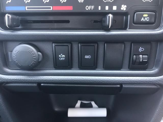 4WD AC MT 軽トラック 2名乗り(20枚目)