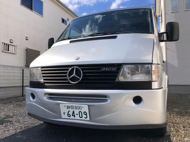 「メルセデスベンツ」「トランスポーターT1N」「ミニバン・ワンボックス」「静岡県」の中古車4