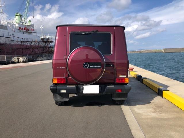 「メルセデスベンツ」「Gクラス」「SUV・クロカン」「静岡県」の中古車3