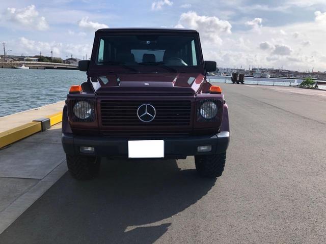 「メルセデスベンツ」「Gクラス」「SUV・クロカン」「静岡県」の中古車4