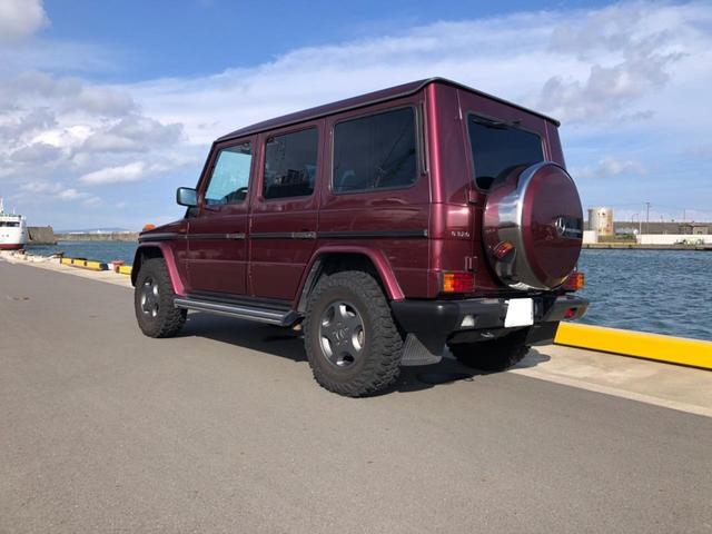 「メルセデスベンツ」「Gクラス」「SUV・クロカン」「静岡県」の中古車5