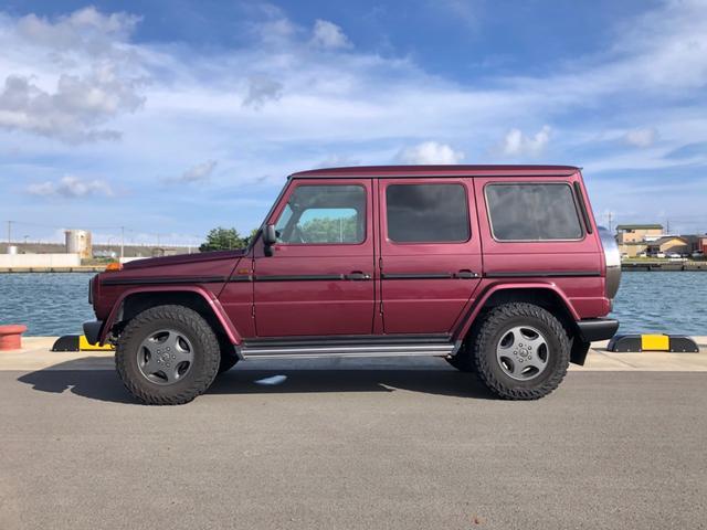 「メルセデスベンツ」「Gクラス」「SUV・クロカン」「静岡県」の中古車6