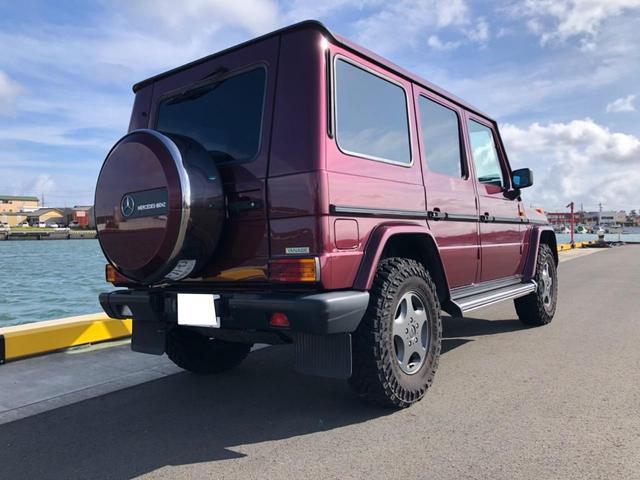 「メルセデスベンツ」「Gクラス」「SUV・クロカン」「静岡県」の中古車7