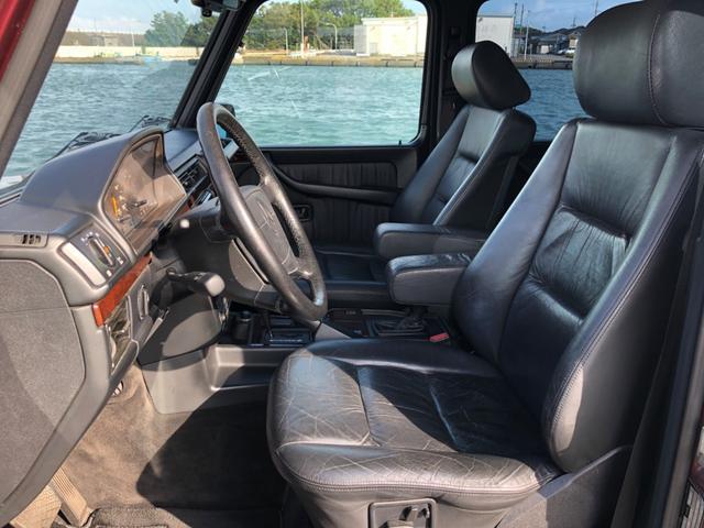 「メルセデスベンツ」「Gクラス」「SUV・クロカン」「静岡県」の中古車10
