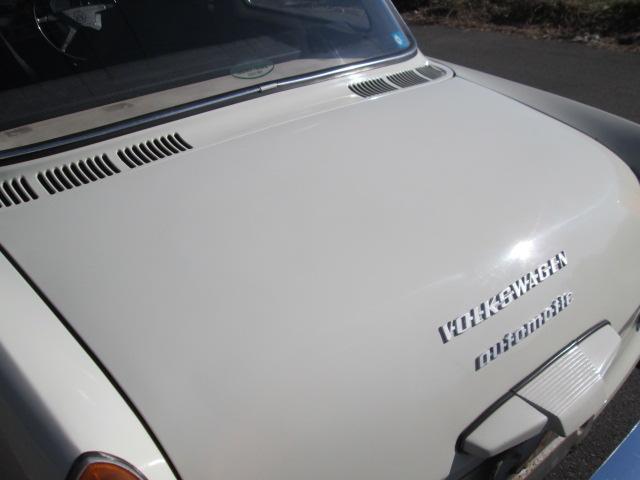 「フォルクスワーゲン」「タイプIII」「クーペ」「静岡県」の中古車41