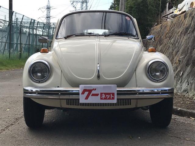 「フォルクスワーゲン」「ビートル」「クーペ」「静岡県」の中古車2