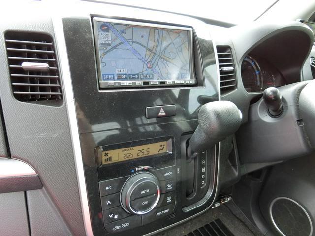 スズキ ワゴンRスティングレー X ナビDTV ETC インテリキー 1年保証