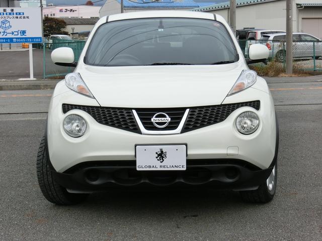 「日産」「ジューク」「SUV・クロカン」「静岡県」の中古車2