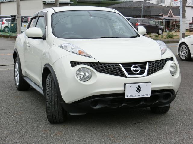 「日産」「ジューク」「SUV・クロカン」「静岡県」の中古車3