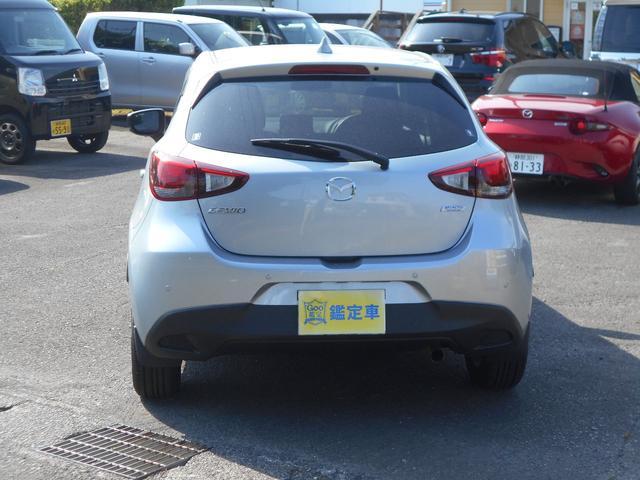 「マツダ」「デミオ」「コンパクトカー」「静岡県」の中古車5