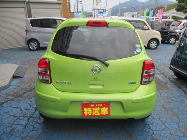 「日産」「マーチ」「コンパクトカー」「静岡県」の中古車4