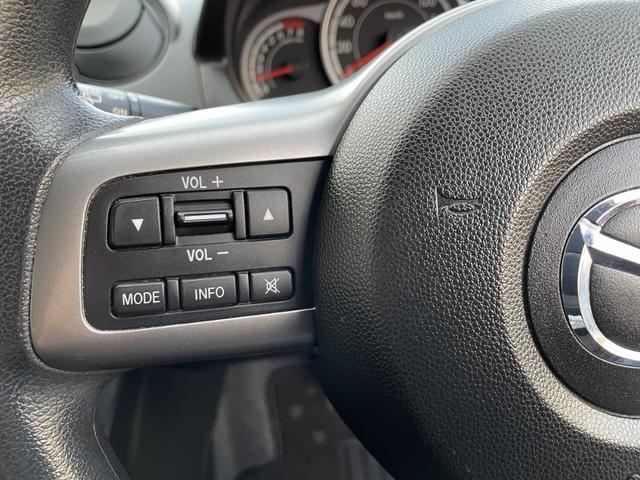 13C-V スマートエディション ポータブルナビワンセグキーレスステアリングリモコンETC(13枚目)