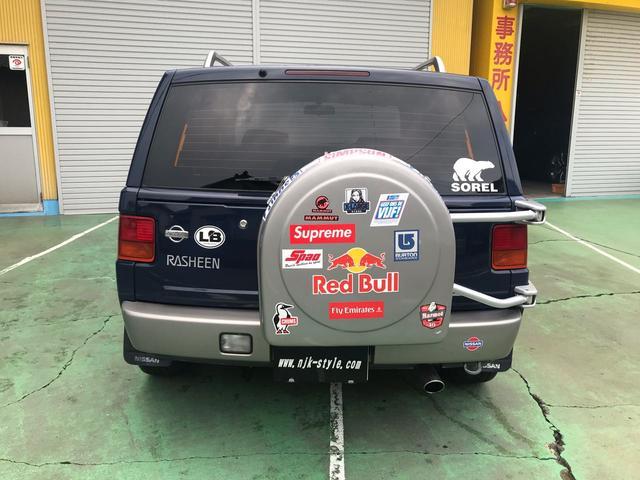 タイプII 4WD サンルーフ ベージュ革調シートカバー(8枚目)