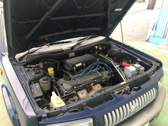 タイプII 4WD サンルーフ ベージュ革調シートカバー(11枚目)