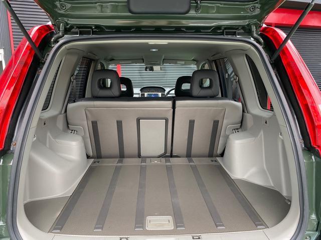 X 4WD アーミーグリーン全塗装済 ブラックバンパー 16インチアルミホイール HDDナビ DVD再生 走行中OK ETC キーレス 撥水カブロンシート  ウォッシャブルラゲッジボード(15枚目)