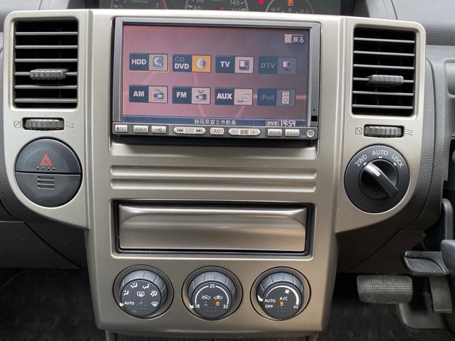 X 4WD アーミーグリーン全塗装済 ブラックバンパー 16インチアルミホイール HDDナビ DVD再生 走行中OK ETC キーレス 撥水カブロンシート  ウォッシャブルラゲッジボード(17枚目)