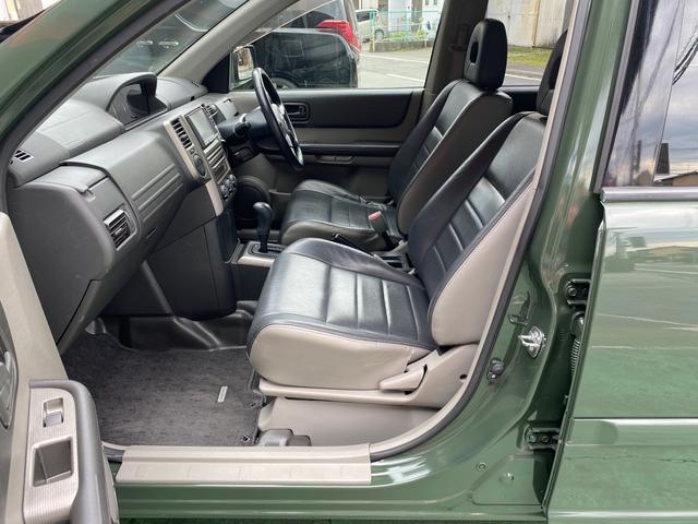 X 4WD アーミーグリーン全塗装済 ブラックバンパー 16インチアルミホイール HDDナビ DVD再生 走行中OK ETC キーレス 撥水カブロンシート  ウォッシャブルラゲッジボード(38枚目)