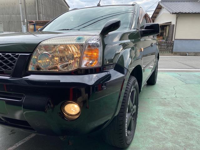 X 4WD アーミーグリーン全塗装済 ブラックバンパー 16インチアルミホイール HDDナビ DVD再生 走行中OK ETC キーレス 撥水カブロンシート  ウォッシャブルラゲッジボード(45枚目)