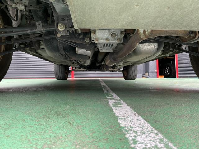 X 4WD アーミーグリーン全塗装済 ブラックバンパー 16インチアルミホイール HDDナビ DVD再生 走行中OK ETC キーレス 撥水カブロンシート  ウォッシャブルラゲッジボード(51枚目)