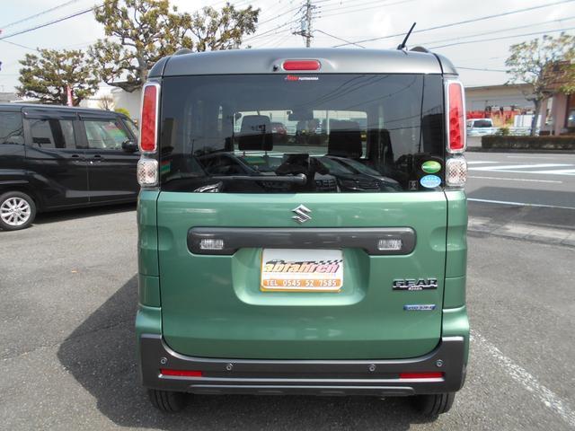 ハイブリッドXZ 衝突軽減装置 セーフティサポート LEDヘッドライト 両側パワースライドドア ワンオーナー スマートキー スペアキー シートヒーター  シートバックテーブル 2WD ファブリックシート ベンチシート(7枚目)