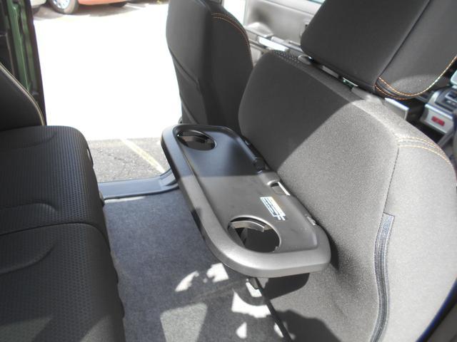 ハイブリッドXZ 衝突軽減装置 セーフティサポート LEDヘッドライト 両側パワースライドドア ワンオーナー スマートキー スペアキー シートヒーター  シートバックテーブル 2WD ファブリックシート ベンチシート(28枚目)