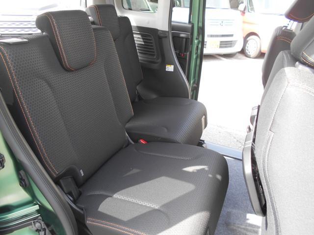 ハイブリッドXZ 衝突軽減装置 セーフティサポート LEDヘッドライト 両側パワースライドドア ワンオーナー スマートキー スペアキー シートヒーター  シートバックテーブル 2WD ファブリックシート ベンチシート(29枚目)