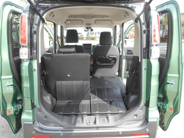 ハイブリッドXZ 衝突軽減装置 セーフティサポート LEDヘッドライト 両側パワースライドドア ワンオーナー スマートキー スペアキー シートヒーター  シートバックテーブル 2WD ファブリックシート ベンチシート(31枚目)