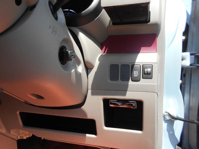 X 後期モデル 社外パナソニック製SDナビ 地デジTV DVD再生 ETC ドライブレコーダー スマートキー 社外14インチアルミホイール 社外LEDヘッドライト AUTOエアコン ベンチシート(24枚目)